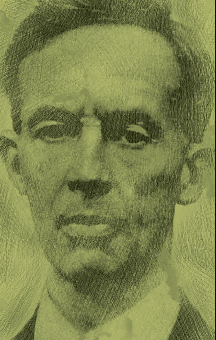 Erskine Childers portrait.