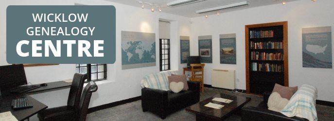Genealogy Room