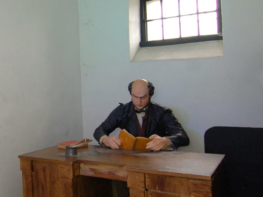Prison Governor